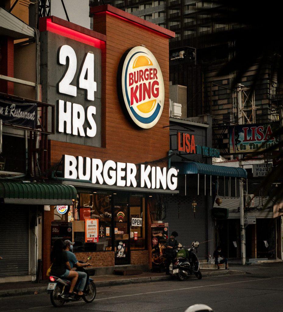 Burger King - Black Lives Matter - Createsyou