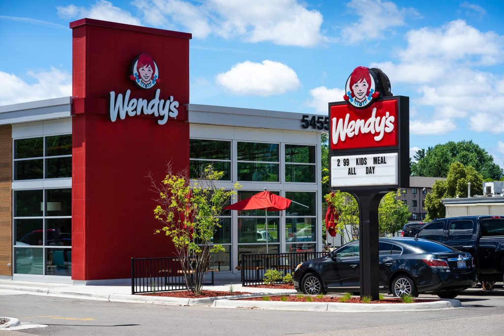 Wendy's supporting Black Lives Matter