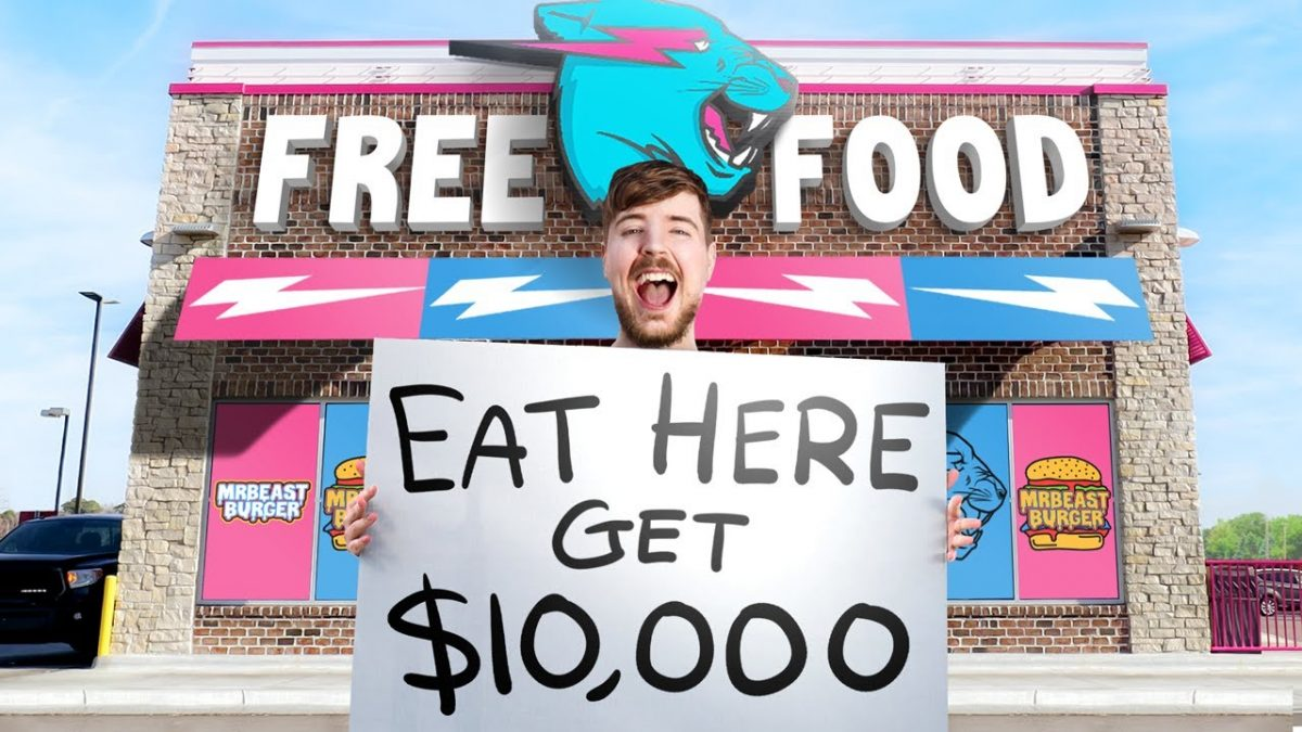 MrBeast Burger Pays Customers To Eat - CreatesYou