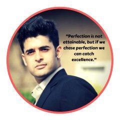 Rishabh Sharma Founder of CreatesYou