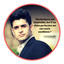 Rishabh Sharma Founder of CreatesYou